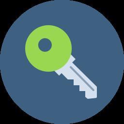key-flat