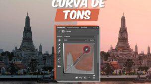 Tutorial Curva de Tons - Cara Da Foto