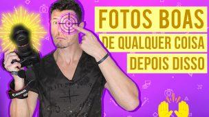 FOTOS BOAS DE QUALQUER COISA USANDO ISSO