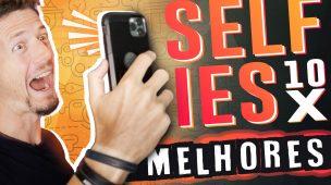 SELFIES 10x MELHORES COM ESSAS 2 DICAS