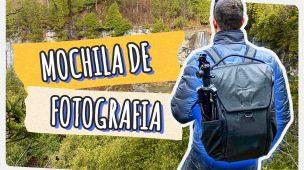 MINHA NOVA MOCHILA DE FOTOGRAFIA